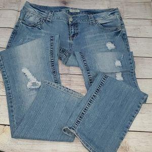 Paris Blues Skinny Jeans